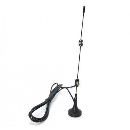 DWM-TQC-2400-7.0A 2.4GHz 7dBi High Gain Sucker Antenna