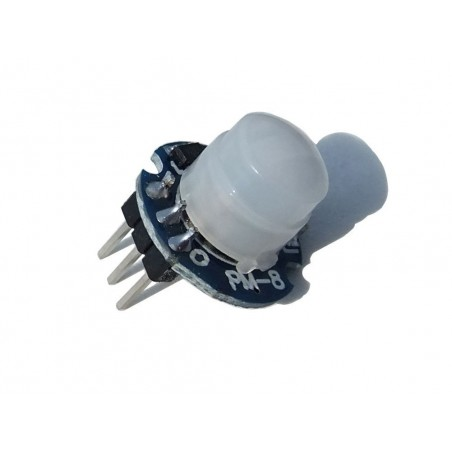 DWM-PM-8 50uA Lowest standby Current 0.18s to 300s Delay Time Mini Infrared PIR motion sensor module