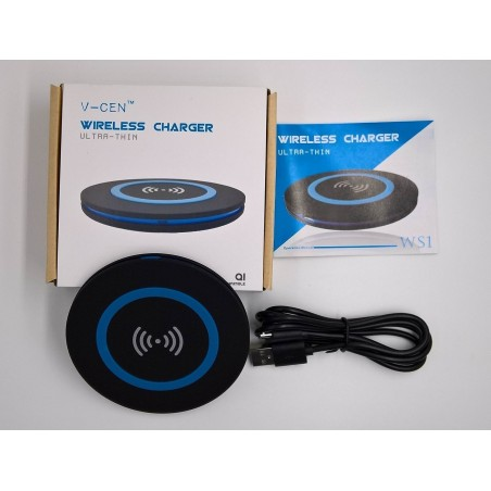 DWM-V-CEN Fast Wireless Charger for  Smart Phone