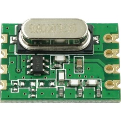 RFM119W 315MHz /433MHz /868MHz /915MHz OOK and (G)FSK  transmitter