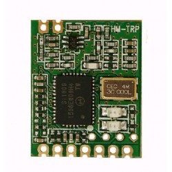 HM-TRP Si1000 433MHz /868MHz /915MHz HopeRF Data link rf module with TTL user interface