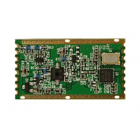RFM23BP-S2 433MHz /868MHz /915MHz HopeRF 30dBm power output transceiver RF module