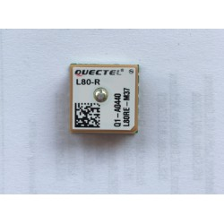 Quectel L80-R Compact GPS Module Integrated with Patch Antenna