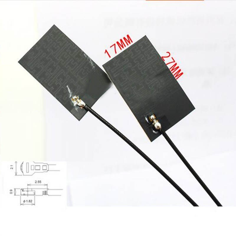 LoRa Antenna-433MHz High Gain internal aerial piamater  FPC Antenna