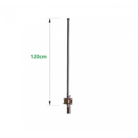 LoRa Antenna-470MHz 6dBi Out Door Waterproof Omni Fiberglass Antenna