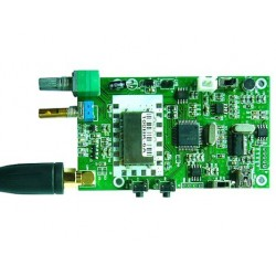 FRS-DEMO-B UHF/ VHF Walkie Talkie transceiver and Data transfer demo board