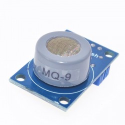 MQ-9 Smoke Liquefied Flammable Methane Gas Sensor Module