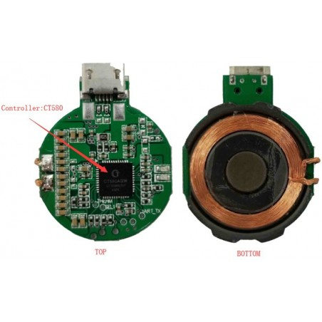 DWM-CT580AGW wireless power transmitter module for Apple Watch