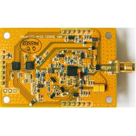 DWM-UTC1120 /si4432 /si4463 Series transparent data link rf module