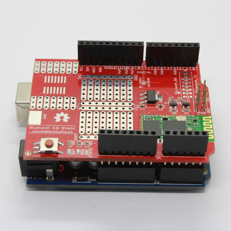 Communicate to Arduino code with your Android
