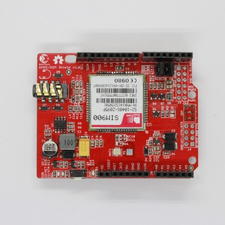 GPRS GSM Shield for Arduino