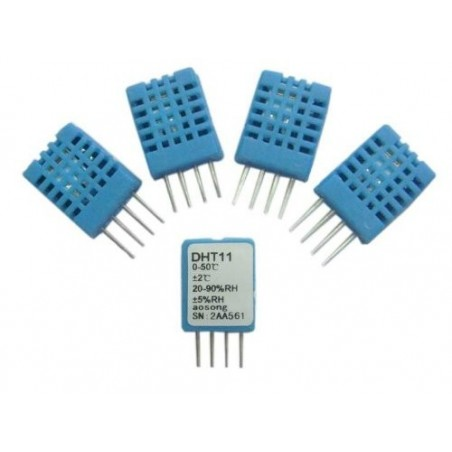 DWM-DHT11 Digital Humidity Temperature Sensor