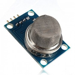 MQ-2 Gas Sensor Detection Module