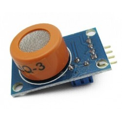 MQ-3 Alcohol Sensor Detection Module