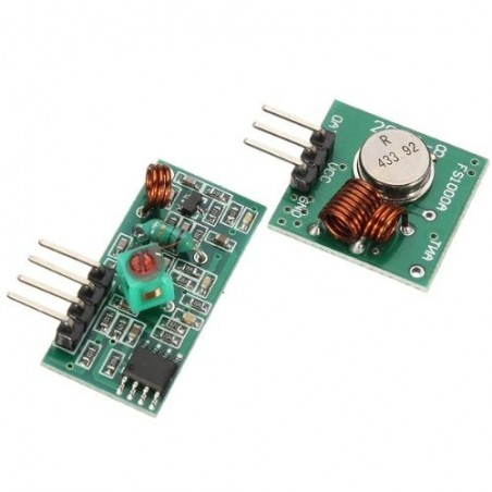 DWM-FS1000A ASK 315 /433MHz transmitter and receiver kit