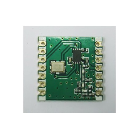 RFM68CW-S2 Small Size 433MHz /868MHz /915MHZ HopeRF transmitter RF module