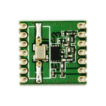 RFM68W-S2 Low cost  433MHz /868MHz /915MHz HopeRF ISM FSK Transimitter rf module