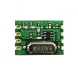 RFM110W /RFM117W HopeRF CMT series 240MHz to 960 MHz single-chip OOK transmitter