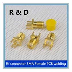 DWM-SMA-KEF Female 50ohm RF coaxial connector