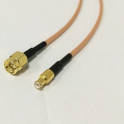 DWM-SMA Male to MCX male 50ohm RF coaxial RG316 extension jumper cable