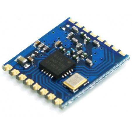 DWM-RTS4438-S Small Size Si4438 +20dBm 433.92MHz Wireless Transceiver Module
