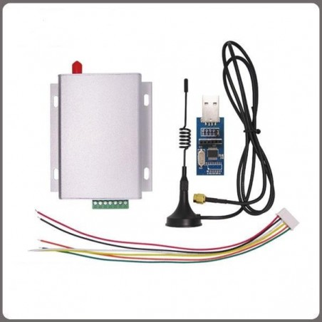 DWM-SV6500 Adopts Si4432 5 Watt 8km Ultra-long Range Network Repeater radio Modem