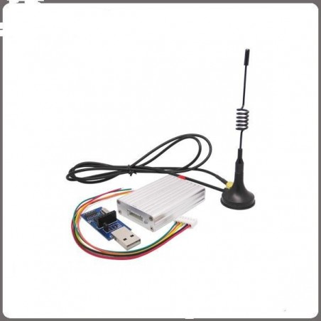 DWM-SV6202 433MHz /470MHz 2W High Power 5Km Long Distance Wireless Transceiver modem