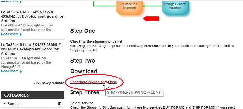 download-shopping-shipping-agent
