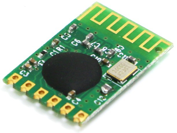 Dwm Dl 24a Ti Cc2500 Low Cost With Pcb Antenna 2 4ghz