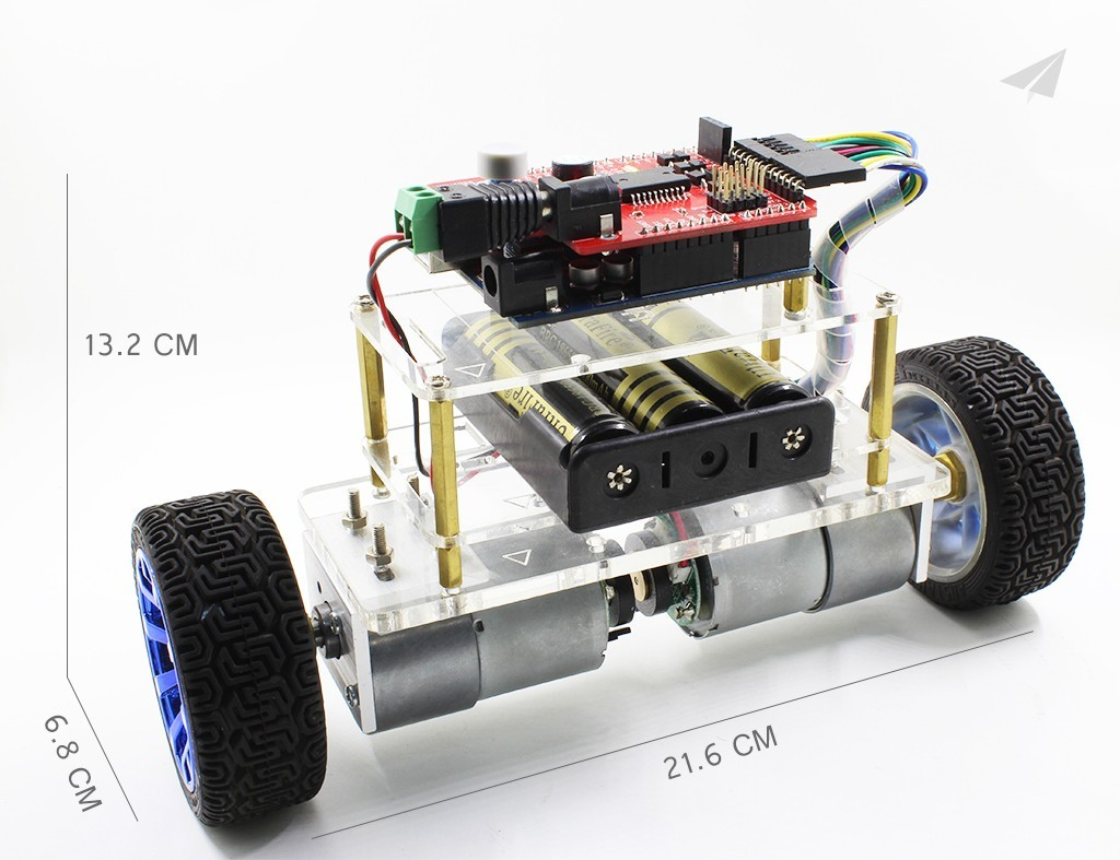 Balanbot Self Balancing Robot Kit