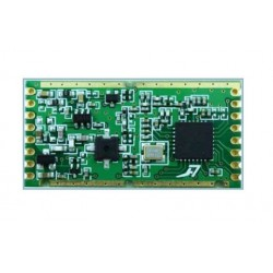 RFM98PW / RFM95PW Enhanced Power Long Range Transceiver Module