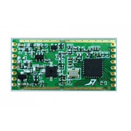 RFM98PW / RFM95PW Enhanced Power LoRa Long Range Transceiver Module