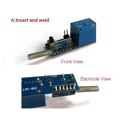 DWM-H34A 315MHz /433MHz Low Cost ASK /OOK Transmitter RF module