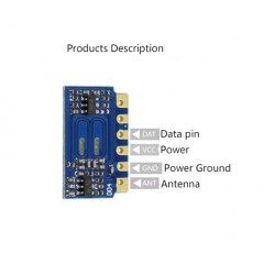 DWM-H3V3E 315MHz Low Cost ASK /OOK Receiver RF module