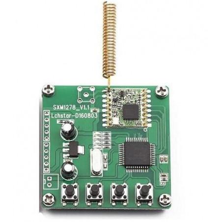 DWM-LoRa1278 /LoRa1276 lora DK Board