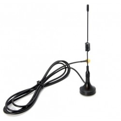DWM-TQC-475-4.0A 433MHz 3m wire length Sucker Antenna