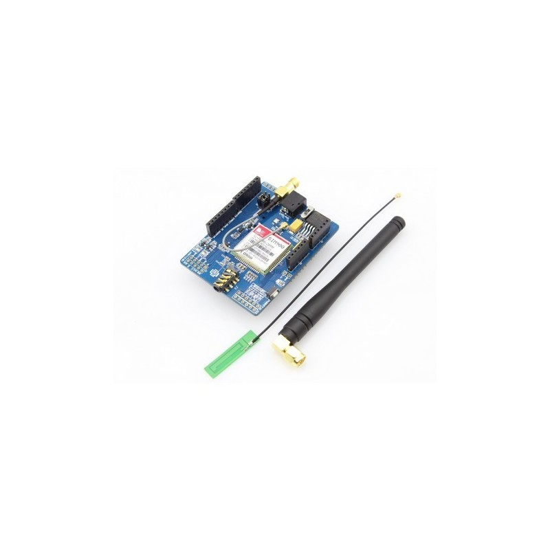 SIM900 GPRS/GSM Shield for Arduino