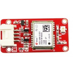 NEO-6M-0-001 GPS Shield board