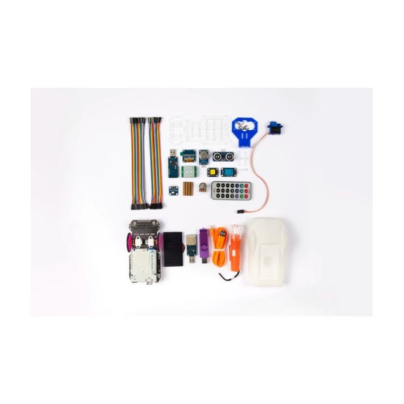 Blinkgogo-The Best Present Wireless Programming Arduino, Robot Learn & Play!