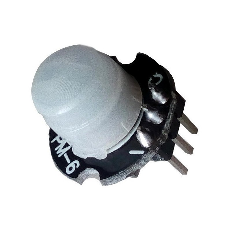DWM-PM-6 20uA Lowest standby Current 1.8s to 1Hour Delay Time Mini Infrared PIR module