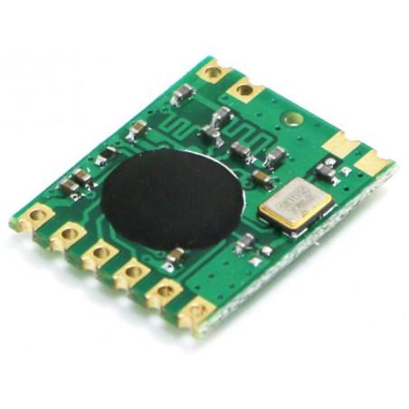 DWM-DL-24D TI CC2500 Small size Low cost 2.4GHz Transceiver RF Module