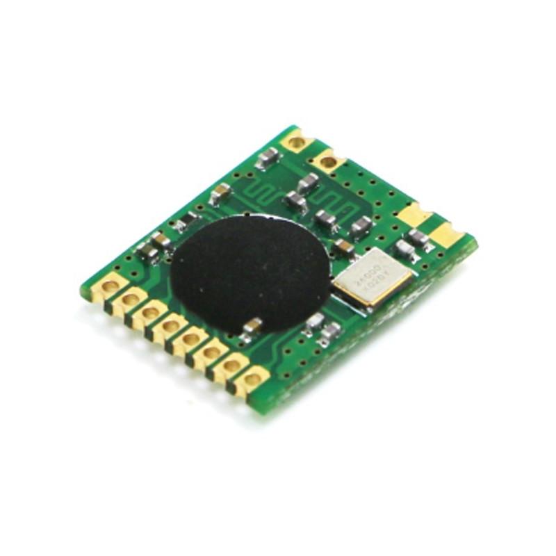 DWM-DL-24D8  TI CC2500 Low Power Control 2.4GHz Transceiver RF Module