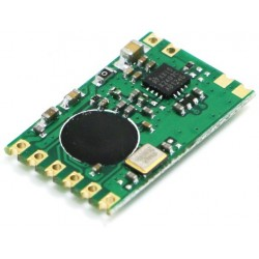 DWM-DL-24PA 20dBm TI CC2500 Low cost 2.4GHz Transceiver RF Module