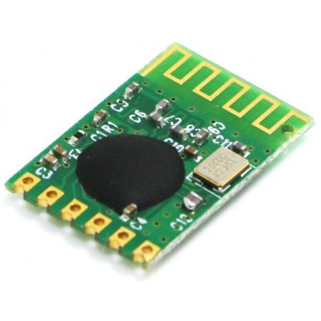 DWM-DL-24A TI CC2500 Low cost with PCB Antenna 2.4GHz Transceiver RF Module