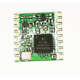 RFM95TW 868MHz /915MHz with High Stability TCXO LoRa transceiver RF module