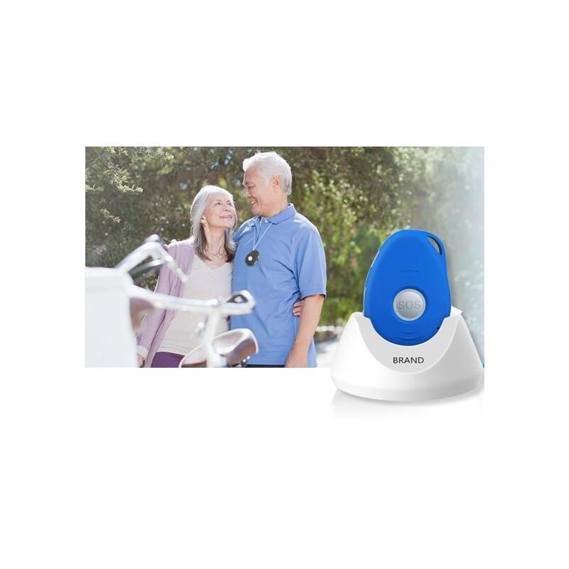 DWM-07W Mini 3G WCDMA /GPRS /GPS wearable Tracker for People