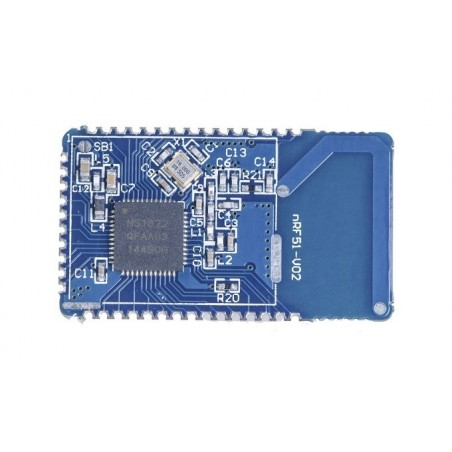 WT51822-S2 NORDIC nRF5182 BLE 4 1 Low Energy Bluetooth Module with PCB  antenna