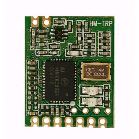 $7.5/pcs MOQ100pcs HM-TRP Si1000 433MHz /868MHz /915MHz HopeRF Data link rf module