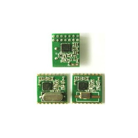 $3.40/pcs RFM22B / RFM23B MOQ100pcs Si4432 /Si4431 433MHz /868MHz /915MHZ transceiver rf module
