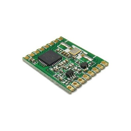 $2.5/pcs RFM69W /RFM69HW MOQ100pcs SX1231H 433MHz /868MHz /915MHz transceiver RF module